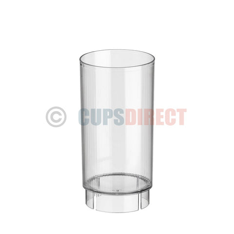 Reusable 16oz Hi Ball Mixer Glass
