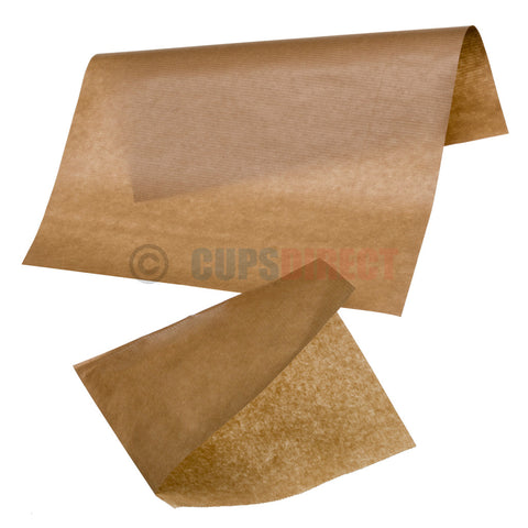 Kraft Greaseproof Paper Bags & Sheets