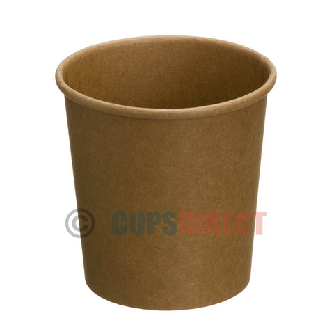 16oz Kraft Heavy Duty Food Container and Soup Pot