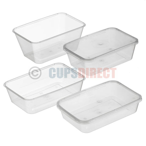 Microwavable Container | Combo Range