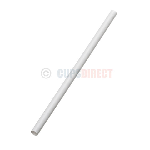 Compostable PLA Jumbo Smoothie Straw Range