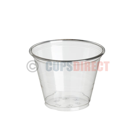 9oz Ice Cream Pot - PET Dessert Container