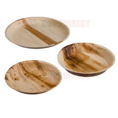 Vegware Compostable Palm Leaf Plate Range