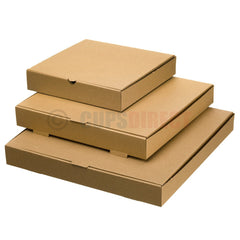 Kraft Brown Pizza Box Range