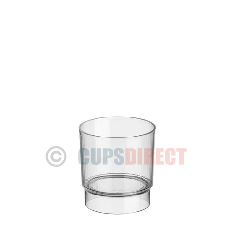 Reusable 7oz Whisky Tot Glass