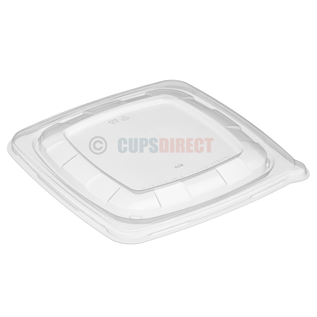 Sabert Bepulp, Hot 2 Go Square - PP Lid Range