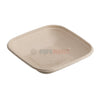 Sabert BePulp - Compostable Square Bowl Range 500ml (squat) / 17 series (PUL14116)