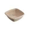 375ml Sabert BePulp Compostable Square Bowl