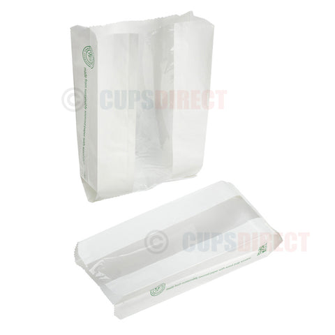 Vegware NatureFlex Glassine Bag Range