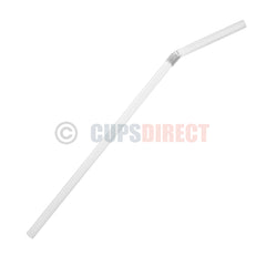 Clear Compostable Drinking Straws