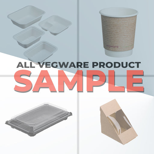 Vegware Samples