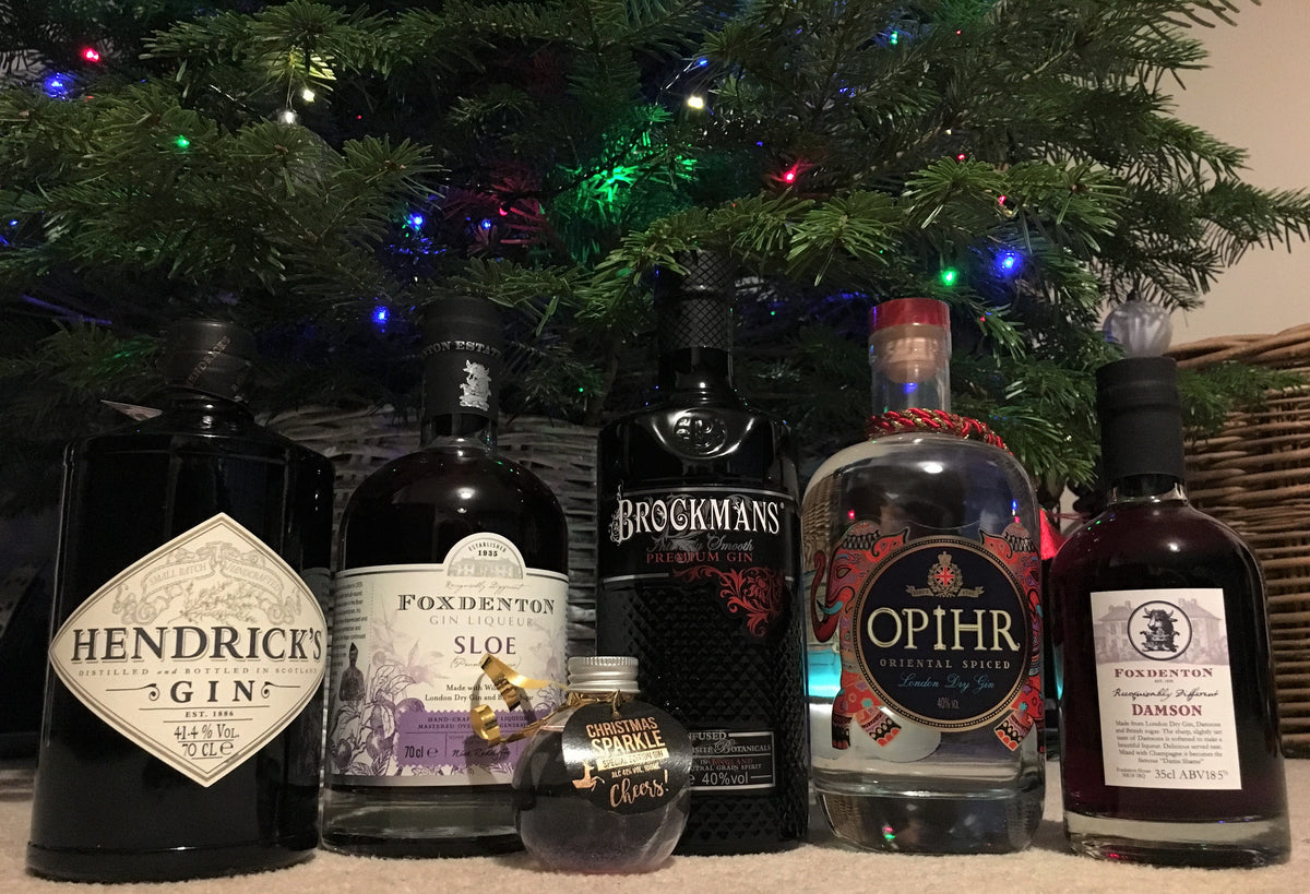 6 Gins of Christmas