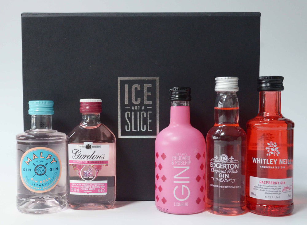 New Miniature Gin Gift Sets