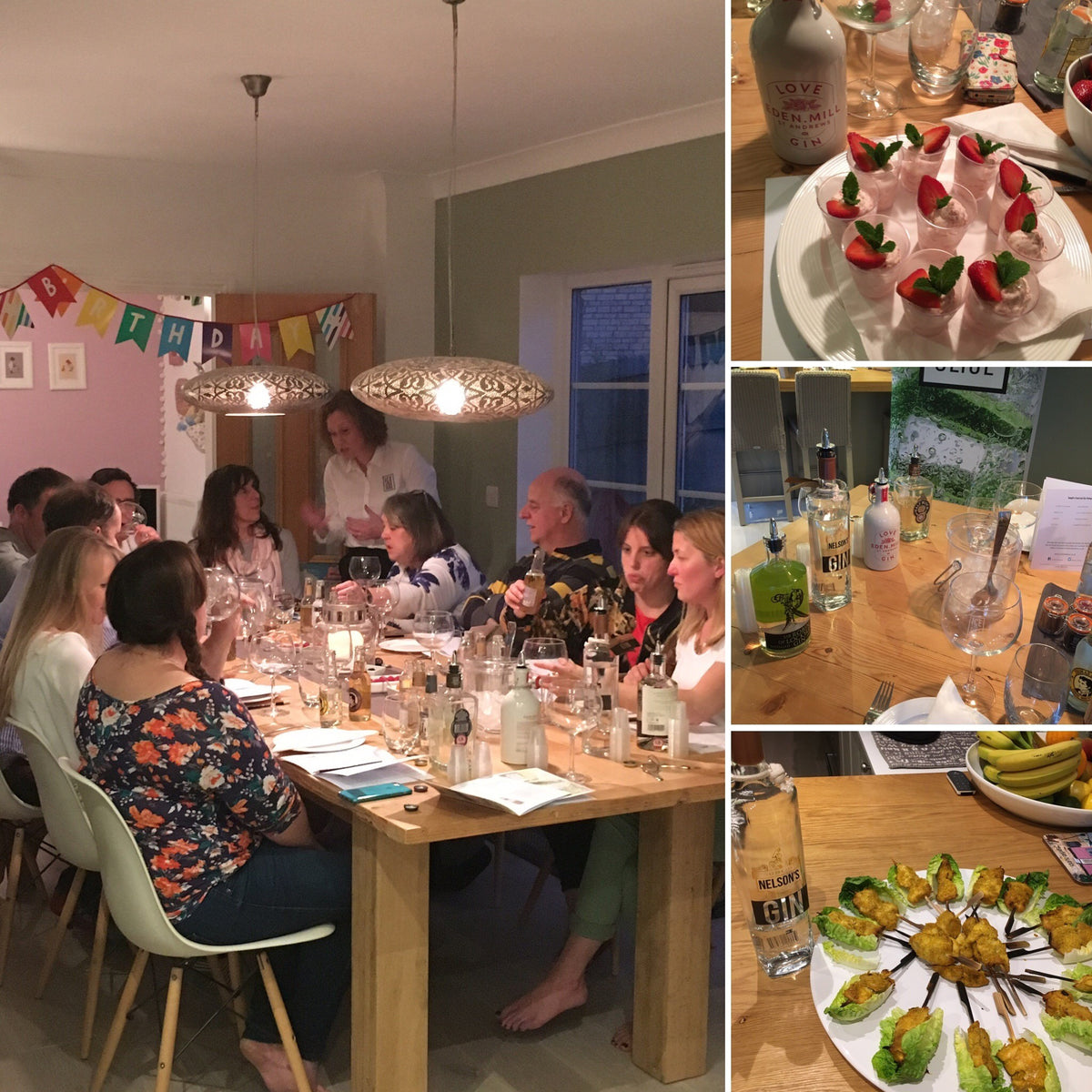 Birthday Gin and Tonic Masterclass hosted by Ice and a Slice