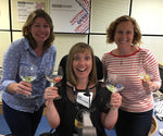 Live Gin Tasting on the Sally Pepper Show, BBC Radio Derby