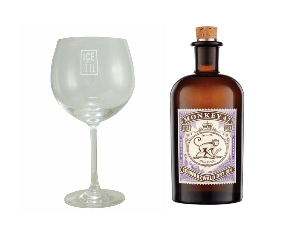 Gin and Gin Glass Gift Sets