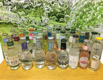 Range of Tonic Waters and Mixers