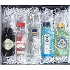 Inside the Classic Gin Gift Set