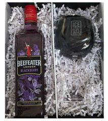Beefeater Blackberry Gin and Glass Gift set