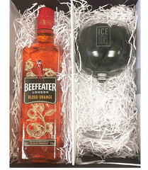 Beefeater Blood Orange Gin and Glass Gift Set