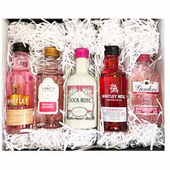 Inside the Pink Gin Gift Set