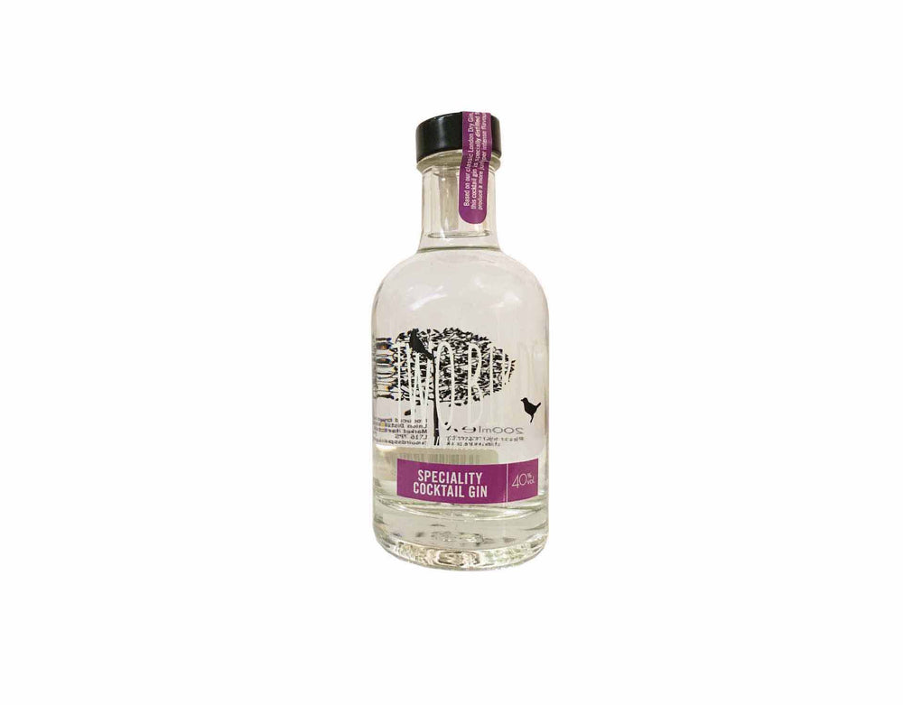 20cl bottle of Two Birds Speciality Cocktail Gin