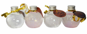 4 Nelson's gin filled baubles