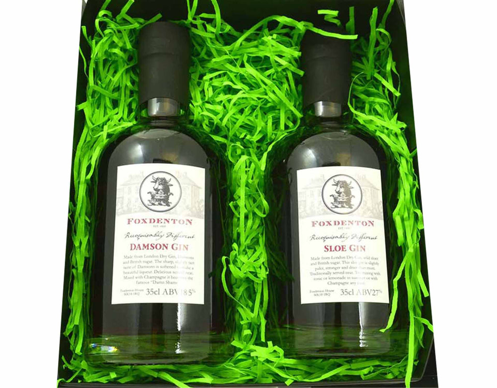 Our Favourite Fruit Gin Duo Gift Set
