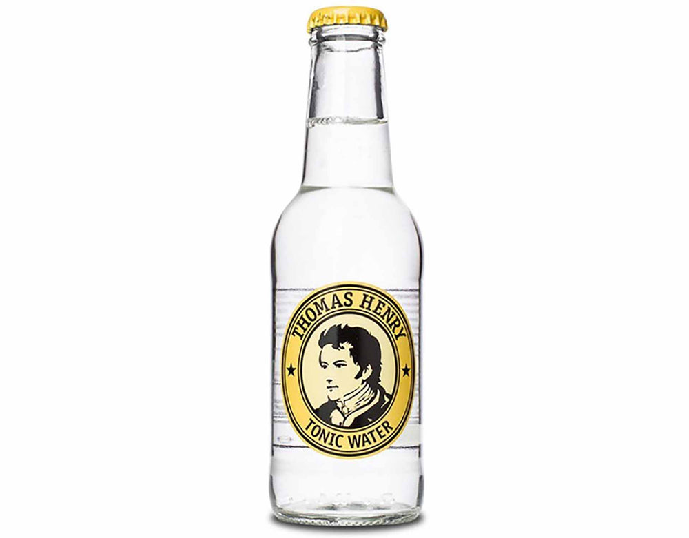 200ml bottle of Thomas Henry Tonic Water