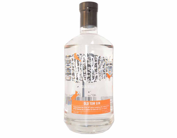 Bottle of Two Birds Old Tom Gin, 70cl, ABV 40% - Sold by Ice and a Slice Ltd