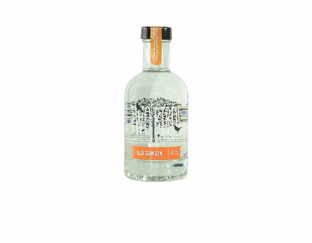 20cl bottle of Two Birds Old Tom craft gin