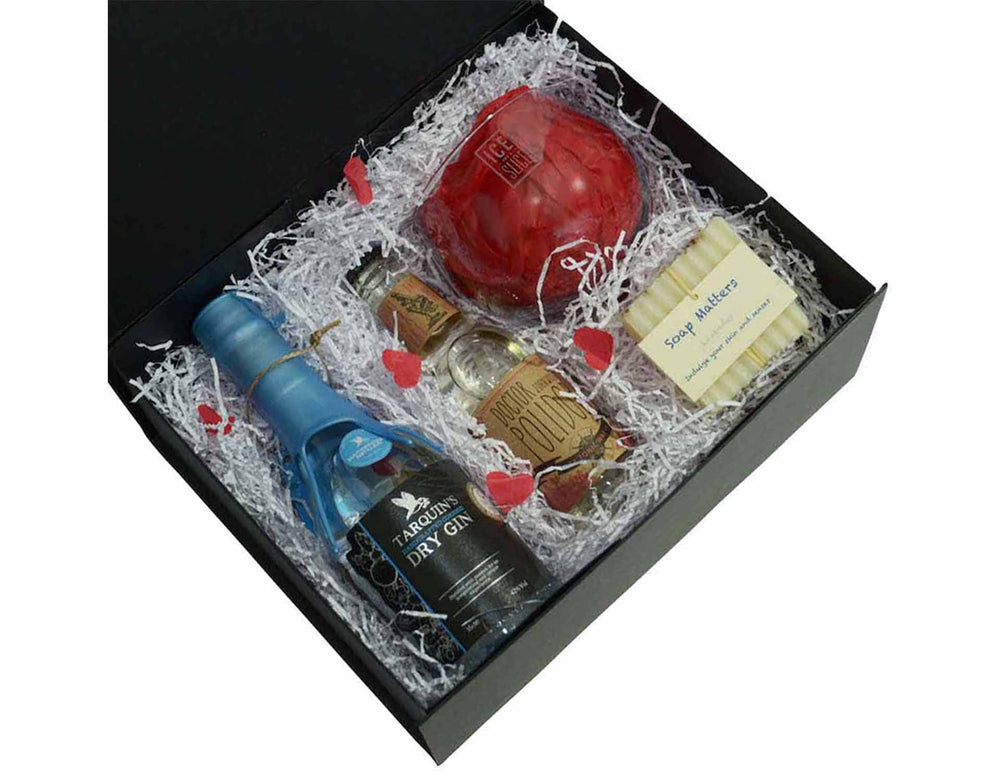 Tarquin's Gin Spa Gift Set