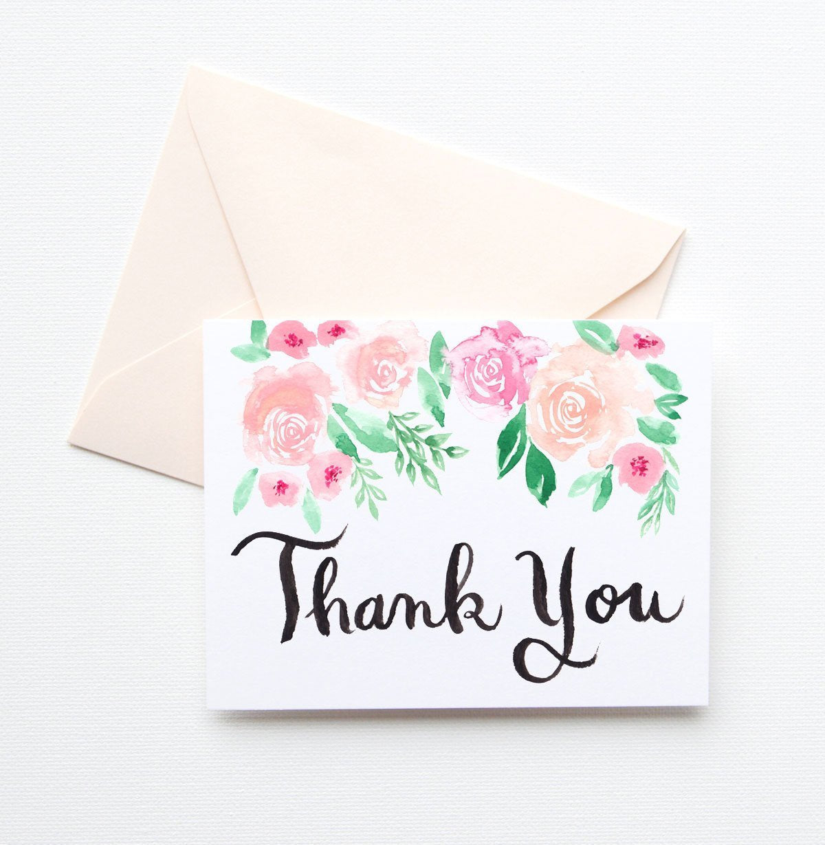 SPRING HAS SPRUNG THANK YOU CARD SET