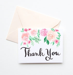 Load image into Gallery viewer, SPRING HAS SPRUNG THANK YOU CARD