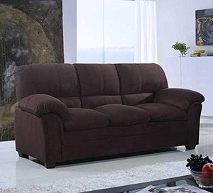 GTU Furniture Chocolate Sofa