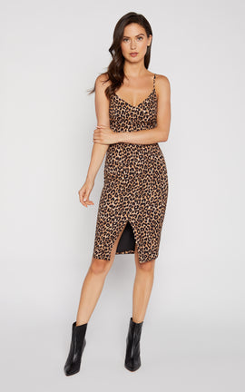 Leopard Brooklyn Dress