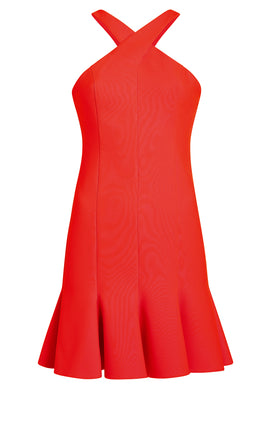 Flared Carolyn Dress