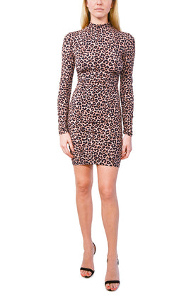 Leopard Bali Dress