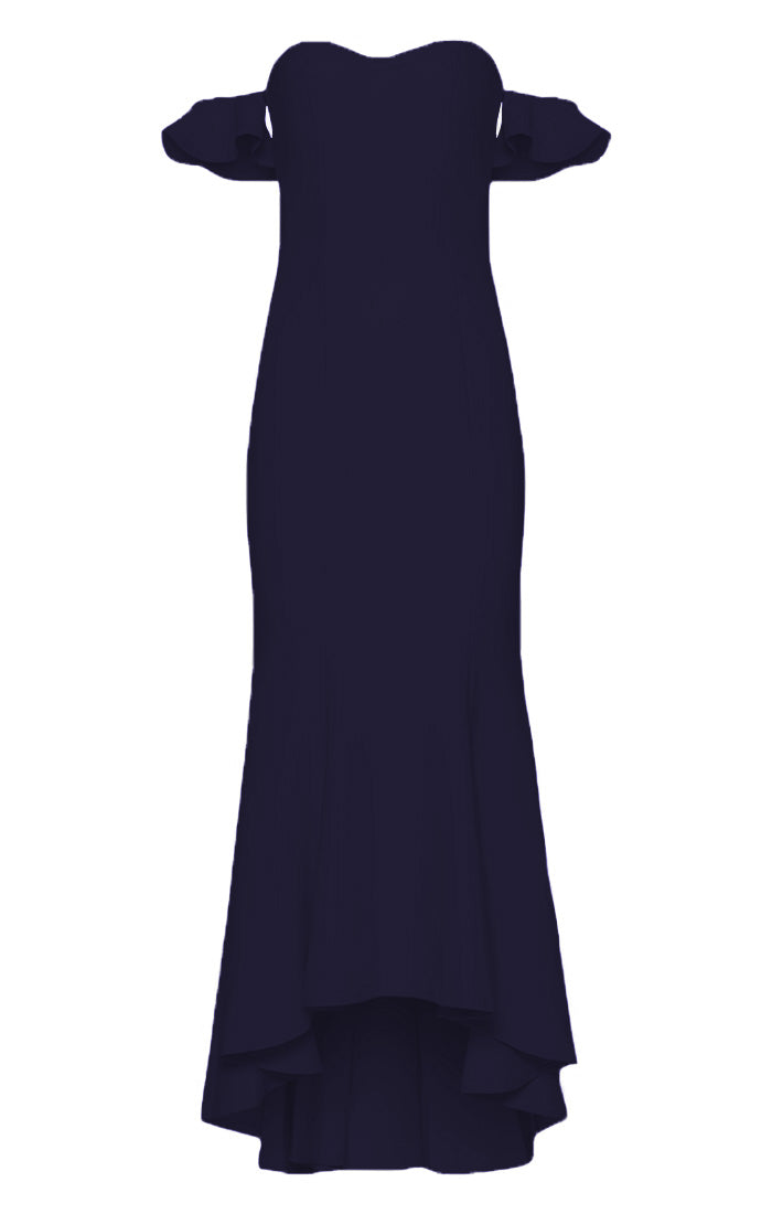 e62a94483214 Sunset Gown in Navy