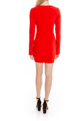 Long Sleeve Manhattan Dress