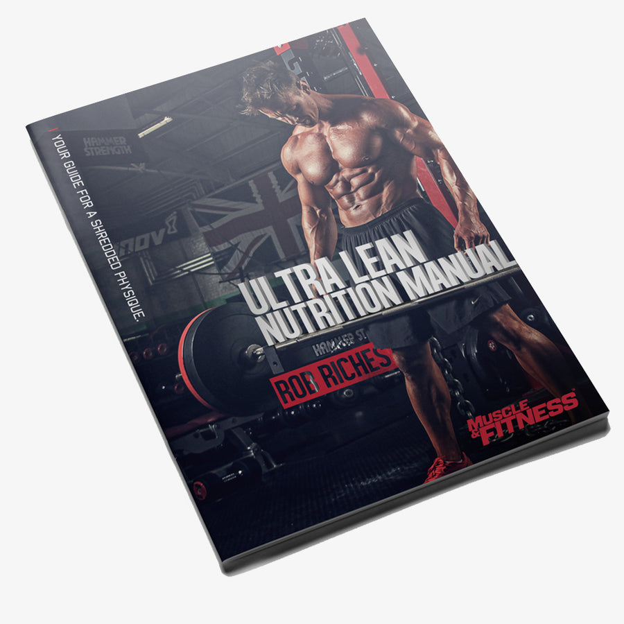 Ultra Lean Nutrition Manual