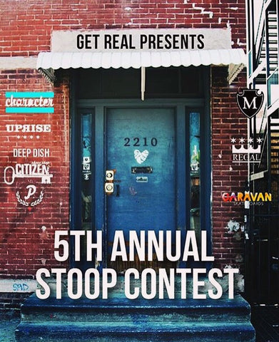 "5Th Annual ""STOOP CONTEST"" Presented by Get Real Clothing June 04,2016 1PM."