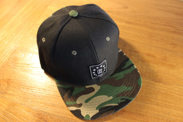 "The ""REGAL ARMY"" Snapback"