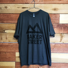 Mountain Logo - Grey