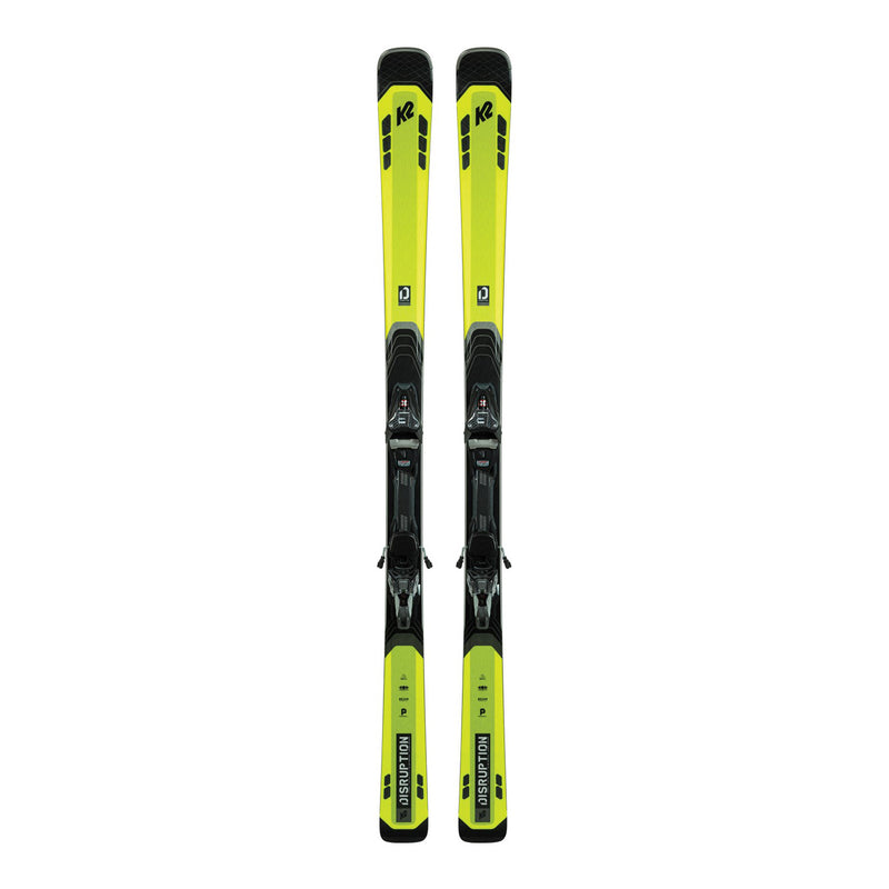 K2 Disruption 82 Ti Skis + MXC 12 TCX Bindings | 2021