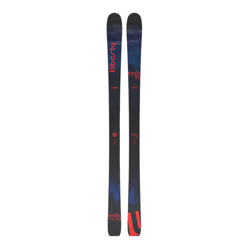 Liberty Evolv90 Skis | 2021