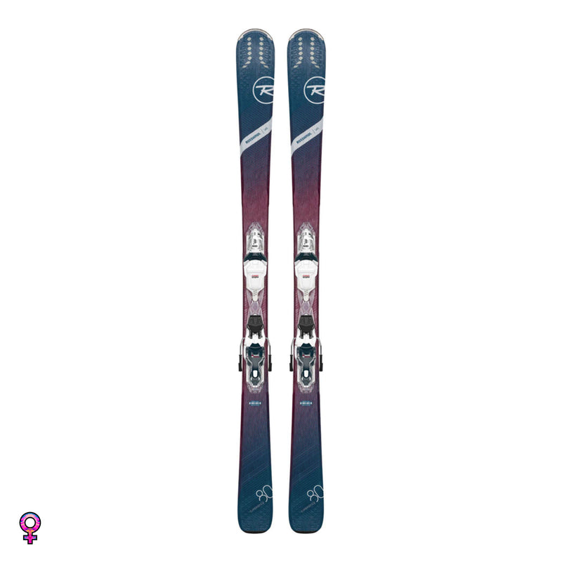 Rossignol Experience 80 CI W Skis + Xpress 11 Bindings | 2020