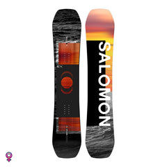 Salomon No Drama Snowboard | 2021
