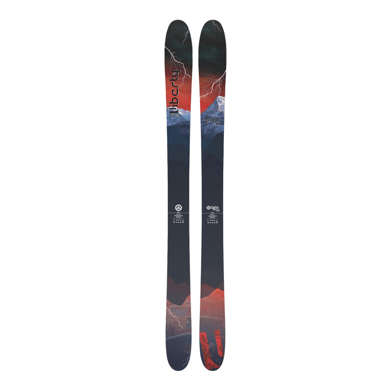 Liberty Origin 106 Skis | 2021