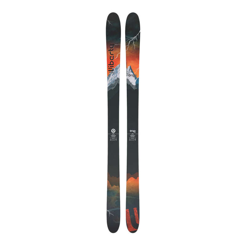 Liberty Origin 96 Skis | 2021